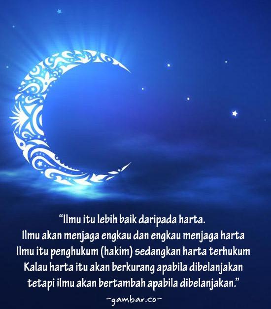 Kumpulan Kata kata Mutiara Islam Terbaru