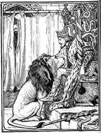 Dua Belas Orang Pemburu by Brothers Grimm